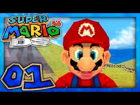 Super Mario 64 DS - Part 1 | Yoshi To The Rescue!