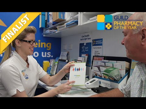Guild Pharmacy of the Year 2016 finalist: Samford Chemmart P