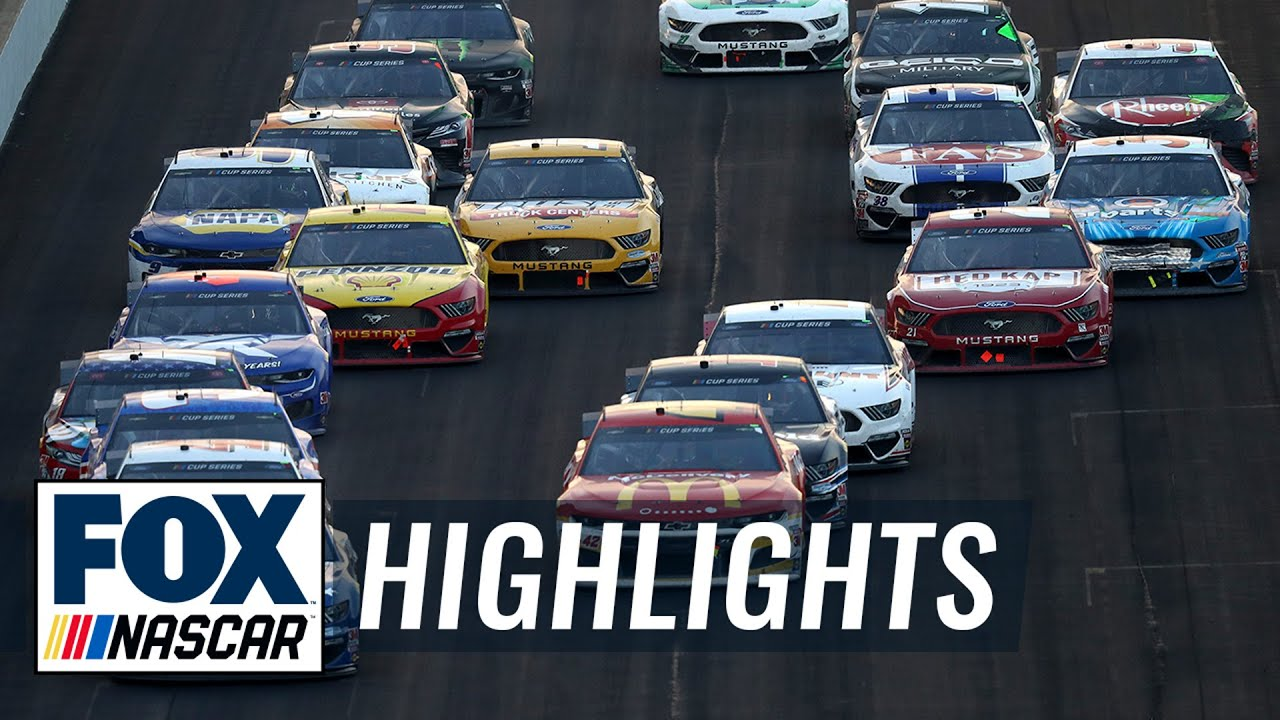 2020 Brickyard 400 | NASCAR ON FOX HIGHLIGHTS