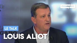Le Talk de Louis Aliot: «Je crains que Macron finisse par couler avec Merkel»