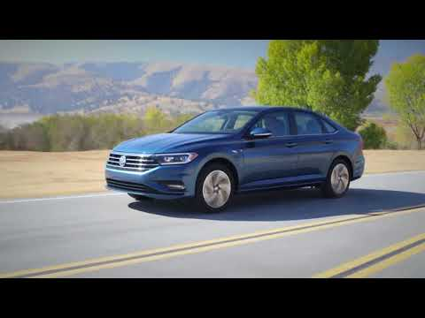 The new Volkswagen Jetta (USA) Driving Video