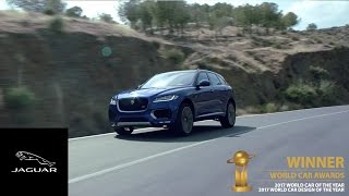 Jaguar | F-PACE Wins World Car and World Car Design Of The Year thumbnail