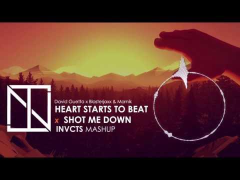 David Guetta x Blasterjaxx & Marnik - Heart Starts To Beat x Shot Me Down (INVCTS Mashup)