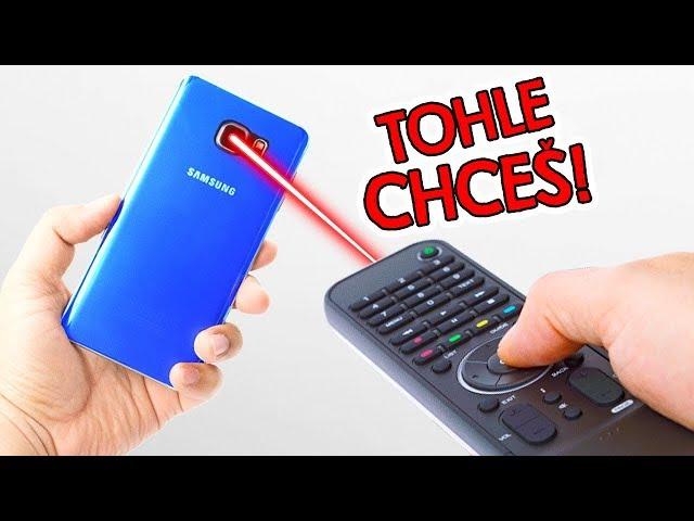 TOP 10 Vychytávky pro váš mobilní telefon