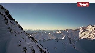 Skiurlaub im Ötztal in Tirol, Österreich