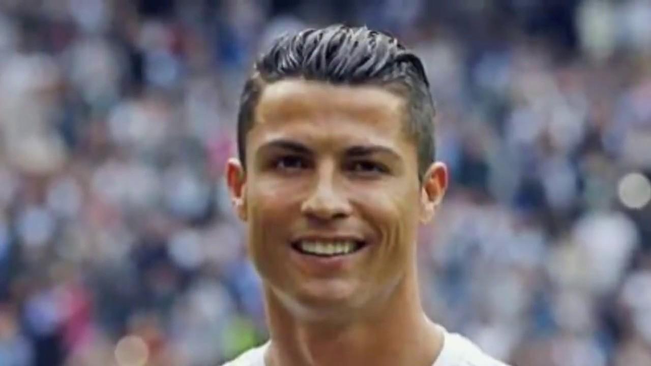 Fryzura Cristiano Ronaldo Youtube