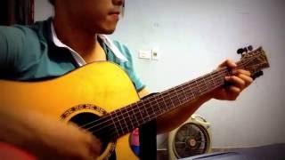 [Guitar] Em Có Yêu Anh Không - Cover Full Hợp âm Tú Hoàng Guitar ★