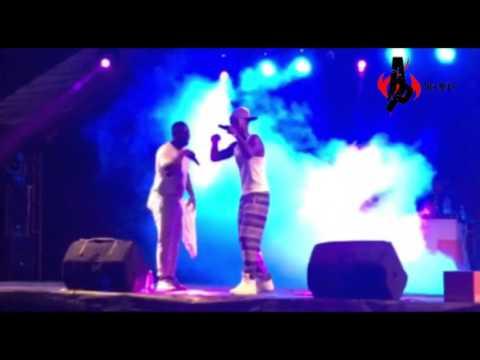 Concert de Black M a Abidjan