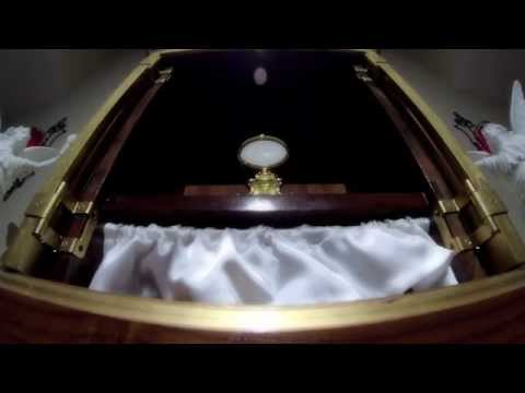 Eucharistic Adoration Video