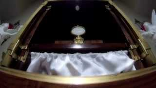 Eucharistic Adoration Video