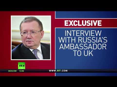 EXCLUSIVE: RT talks to Russian ambassador Alexander Yakovenko
