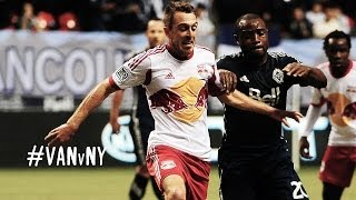 HIGHLIGHTS: Vancouver Whitecaps FC vs. New York Red Bulls | March 8th, 2014