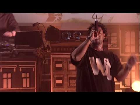 20 WAX TAILOR feat Mattic - B-Boy On Wax live (Live Paris, Olympia 2010)