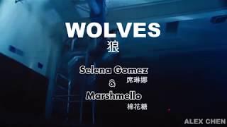 『預覽版』WOLVES 狼 - Selena Gomez 席琳娜 & Marshmello 棉花糖 (中英字幕)