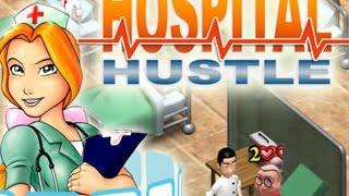 jouez les enfants avec une jeune infirmière sarah. Hospital Hustle