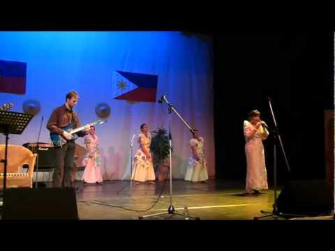 Katakataka by  Rose and Mabuhay Dancers at Fiesta Filipina 2010 Belgium