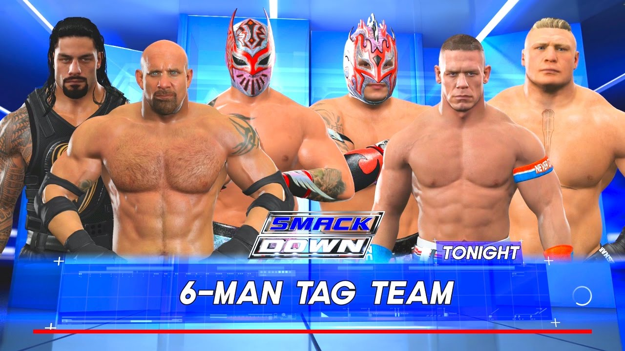 Brock Lesnar 2014 WWE Triple Threat Match John Cena and Undertaker Read