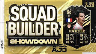 Fifa 21 Squad Builder Showdown!!! INFORM BEN YEDDER!!!