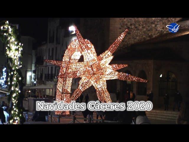 Navidad Cáceres 2020