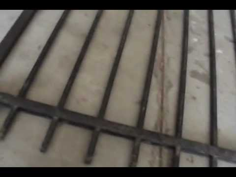 How To Weld A Wrought Iron Gate With Some Tricks Of The