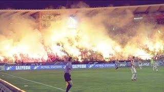 Most Explosive Derby Ever! Red Star v Partizan