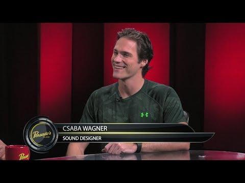 Sound Designer Csaba Wagner – Pensado's Place #316