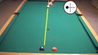 Squirt (cue ball deflection), swerve, and throw effects and aim adjustment, from VEPS II (NV B.70)