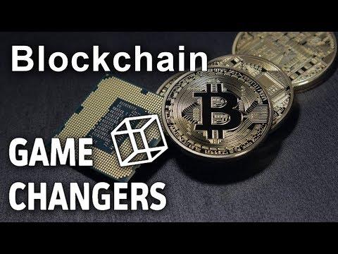 Blockchain Bitcoin Ethereum Explained