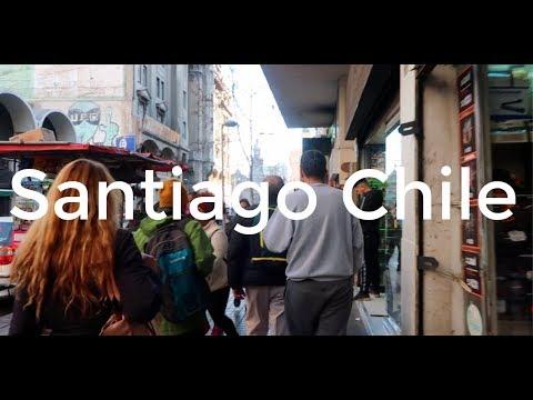 BEST Free Walking Tour In Santiago | Tips4Tours.com