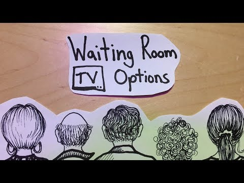 Medical Waiting Rooms: Comparing The Top 3 TV Services