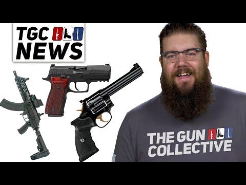 Sig 320 AXG Classic, Galil Ace II, S&W dumps T/C - TGC News!