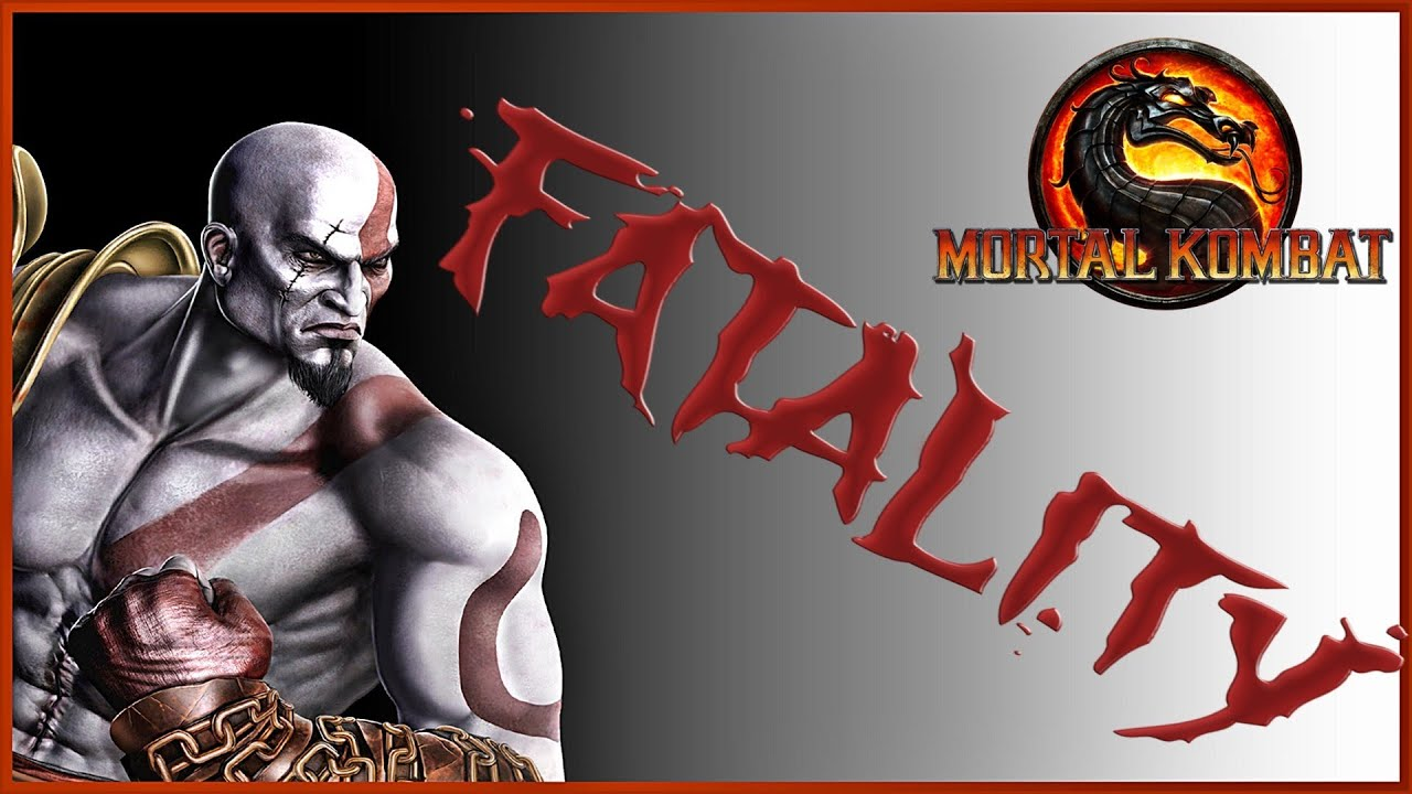 Mortal Kombat 9 Komplete Edition ( PS3 ) : Kratos ( Fatalities )