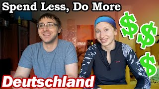 How We SAVE Money In Germany | So Much Easier Than The USA
