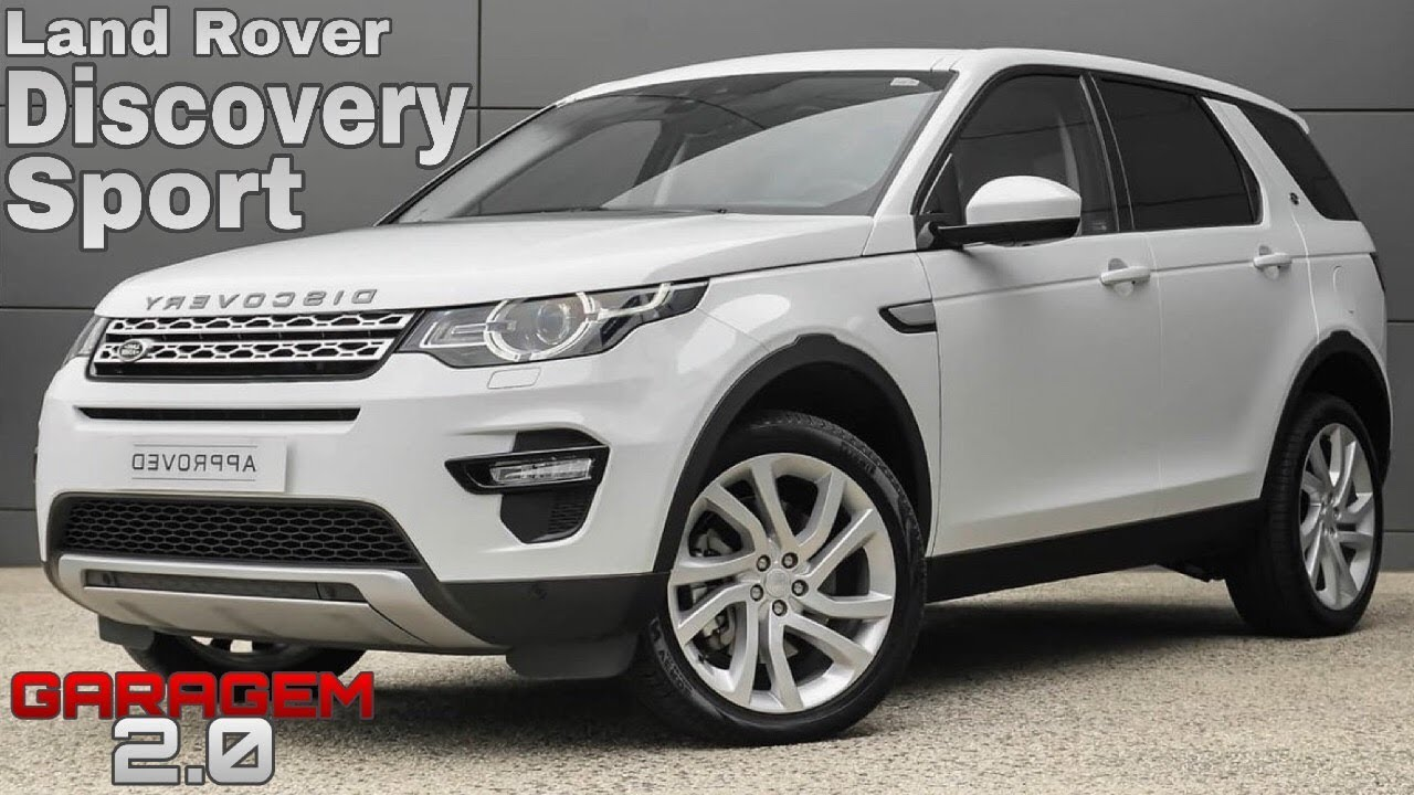 land rover discovery sport diesel 2019 garagem 2 0. Black Bedroom Furniture Sets. Home Design Ideas