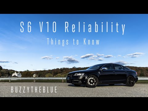 Audi S6 V10 Reliability | Things to know Before you Buy
