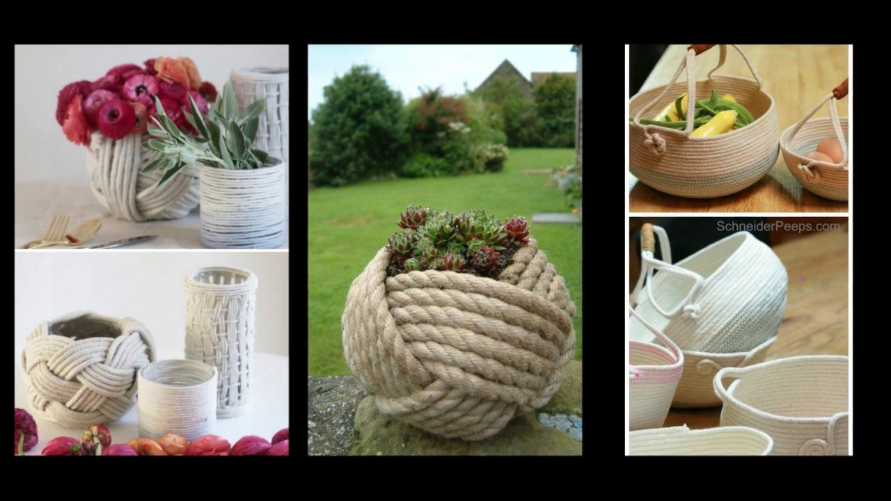40 Rope Decor Ideas