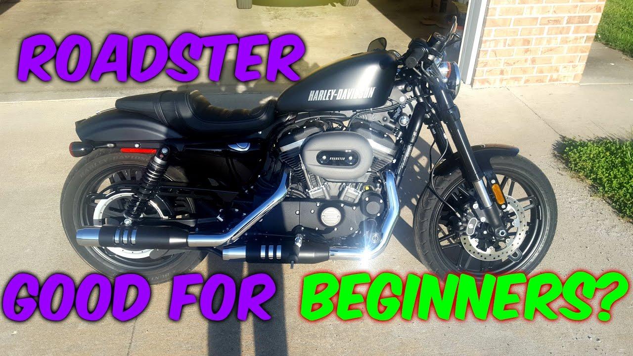 Is The New Harley Davidson Roadster A Good Beginner Bike Youtube