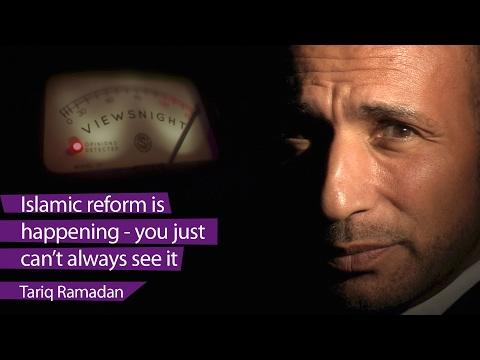 Tariq Ramadan: Islam's quiet intellectual revolution - Viewsnight - BBC Newsnight