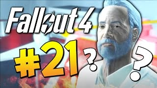 Прохождение Fallout 4 - Институт Найден, Где Сын 21 60 FPS
