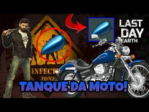 ENCONTREI O TANQUE DA MOTO! Last Day On Earth