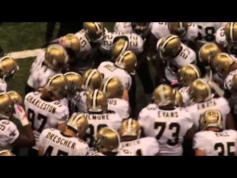 New Orleans Saints Drew Brees pregame chant