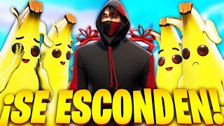THE LAST TO BE FOUND WINS the SKIN IKONIK in FORTNITE!.. 🔥😱 #1 hideout