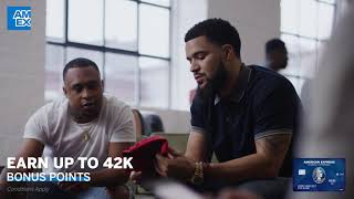 American Express Canada - Fred VanVleet rewards his team with The Amex Business Edge Card