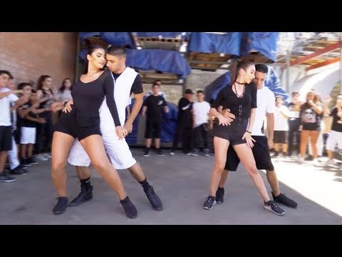 Flori Mumajesi - Karma ft. Bruno, Klajdi, Dj Vicky (Dance Video) | Choreography | MihranTV