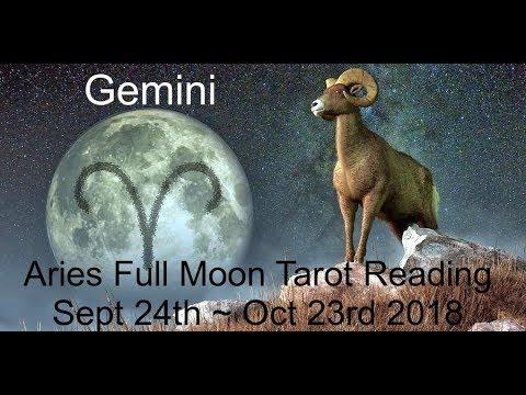 Gemini *Vendicated! You were right all along!* ~ Full Moon Tarotscope