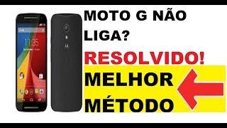 🔴moto g nao liga → O MELHOR MÉTODO DE TODOS (100% FUNCIONAL)