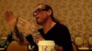 Interview With Sons of Anarchy Creator Kurt Sutter at Comic-Con 2014 Thumbnail
