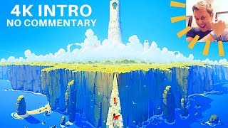 RiME - Intro (4K/60, PS4 PRO, No Commentary)