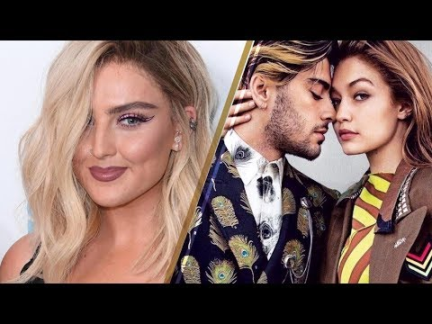 Perrie Edwards RESPONDS to Zayn Malik & Gigi Hadid's Two Year Anniversary Mp3
