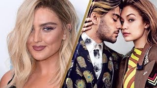 Perrie Edwards RESPONDS to Zayn Malik & Gigi Hadid's Two Year Anniversary